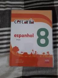 Livro Cercanía Espanho 8 - 8° Ano