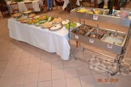 Alugo carrinho de buffet para eventos