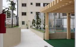 Apartamento com 3 dormitórios à venda, 74 m² por R$ 363.000,00 - Vila Rosa - Goiânia/GO