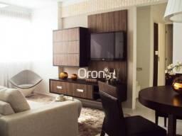 Apartamento com 2 dormitórios à venda, 54 m² por R$ 248.600,00 - Vila Rosa - Goiânia/GO