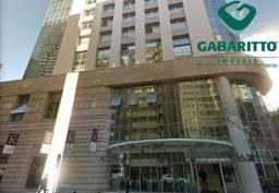 Escritório para alugar em Centro, Curitiba cod:00340.004