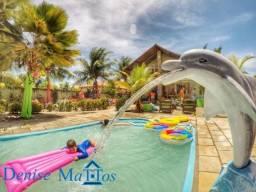 Casa à venda com 5 dormitórios em Praia do sossego, Ilha de itamaracá cod:391