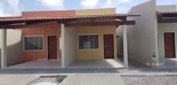 Minha Casa Minha Venda! Casa á venda com 02 quartos em Extremoz - R$ 100.000,00