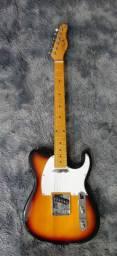Guitarra Telecaster Tagima sunburst tw55