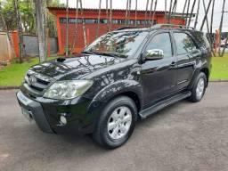 Hilux sw4 diesel 3.0 4x4 automática 2009 7 lugar