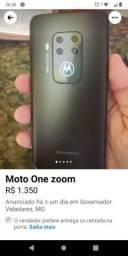 Moto one zoom