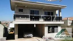 Casa sobrado com 3 quartos - Bairro Cará-cará em Ponta Grossa