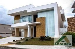 Casa em condomínio com 4 quartos no Condomínio La Défense - Bairro Estrela em Ponta Grossa
