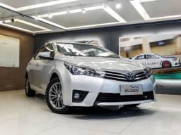 Toyota Corolla XEI 2017 Blindado - 2017
