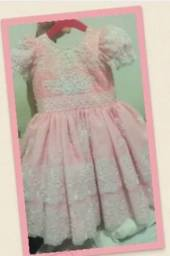 vestido infantil festa 1 ano