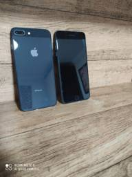Iphone 8 Plus 64Gb bateria em 93%