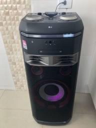 Caixa de Som LG OK99 1800W (Mais forte de todas do mercado)