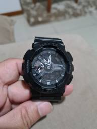 Relógio Casio G SHOCK original black GA-110MB