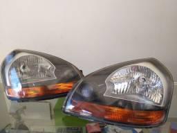 Farol Hyundai Tucson 2006 a 2016 Original Sem Recuperação