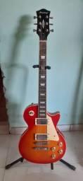 Guitarra modelo les paul strinberg