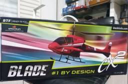 Helicóptero Blade cx2 4 canais e-flite na caixa novo