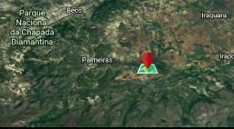 Terreno no Gerais com  100 a 256 hectares na Chapada Diamantina