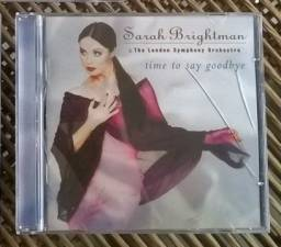 CD Enya, S. Brightman, ERA, M. Clássica