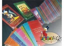 Coleção Completa Obras Completas Carl Barks Com os Box - Estado de Banca