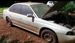 Subaru legacy sucata