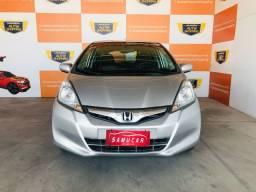Honda Fit 2013 completo - aceito moto na troca