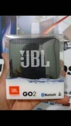 Caixa de som Go 2 JBL original nova