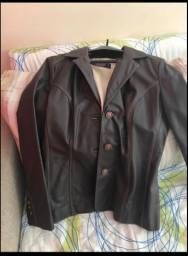 Jaqueta couro original feminina