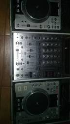 CDJ DENON S3500