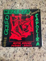 Disco vinil Muzenza In Concert Volume 4/sem Riscos -Capoeira