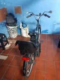 Vendo ou troco bike elétrica