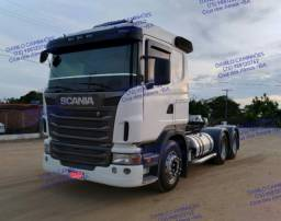 Scania G 420 6x4 Ano 2011 Modelo 2012