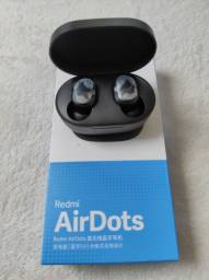 FONES sem Fio! Redmi AirDots da Xiaomi.. Novo Lacrado com Garantia e Entrega
