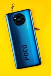 Xiaomi Poco X3 NFC 6/128gb Novo sem uso completo Vendo ou troco