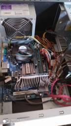 Computador com Processador Core 2 Quad