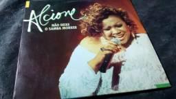 Lp Alcione - Não Deixe o Samba Morrer - 1995