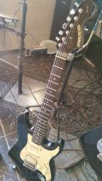 Guitarra starcaster Fender Black 90th