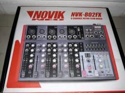 Mesa de som Novik Neo-820fx