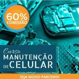 Curso online manutenção de celulares