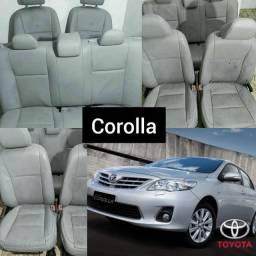 Bancos Toyota Corolla COURO original