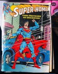 Quadrinhos Superman!