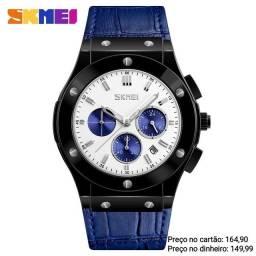 Relógio masculino importado original Skmei luxo topíssimo