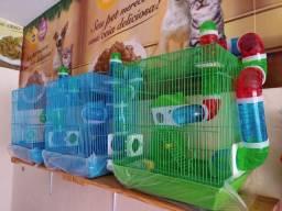 Gaiola Para Hamster ( Nova e Completa )
