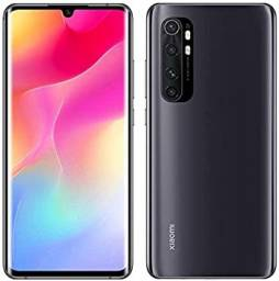 Xiaomi Mi Note 10 Lite - tela 6.47?- camera 64mpx - Midnight Black
