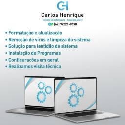 Serviços de Informática em Domicílio/Corporativo