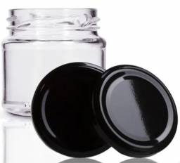 48 vidros novos para geleia / conserva