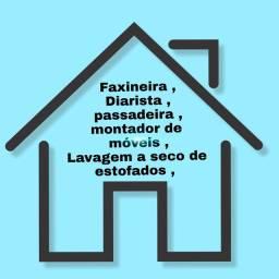 Casa faxina