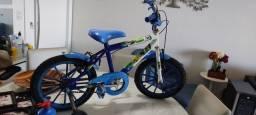 Biscicleta infantil Ben10