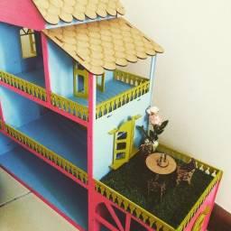 Título do anúncio: Aproveite casinha com garagem já decorada