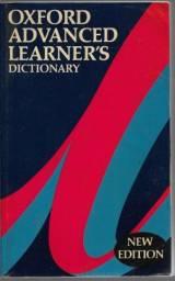 OLX316a Oxford Advanced Learner's Dictionary New Edition 1580pgs via correios
