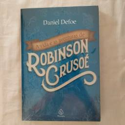 Livro A vida e as aventuras de Robinson Crusoé - Daniel Defoe